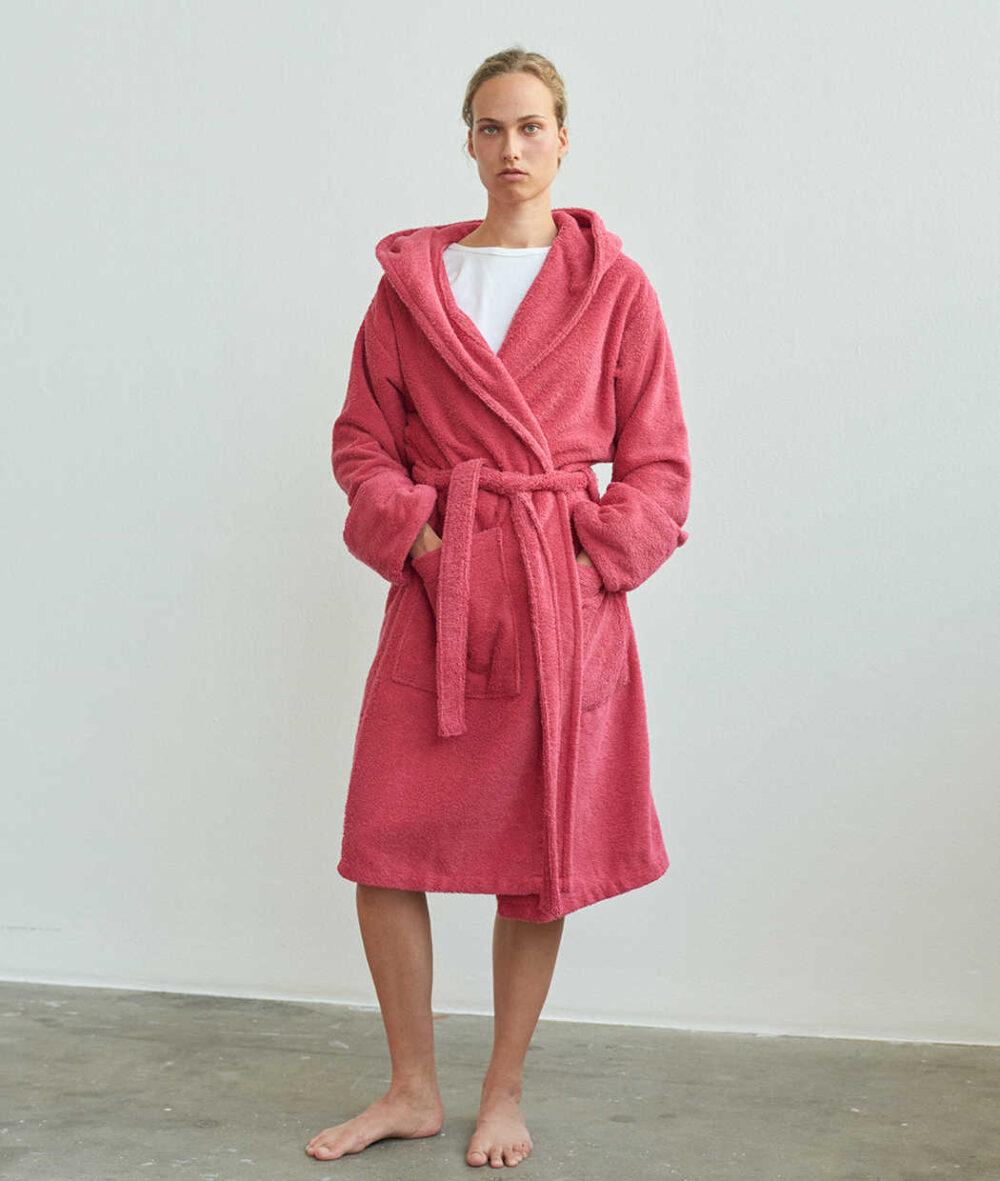 Tekla bathrobe Goji