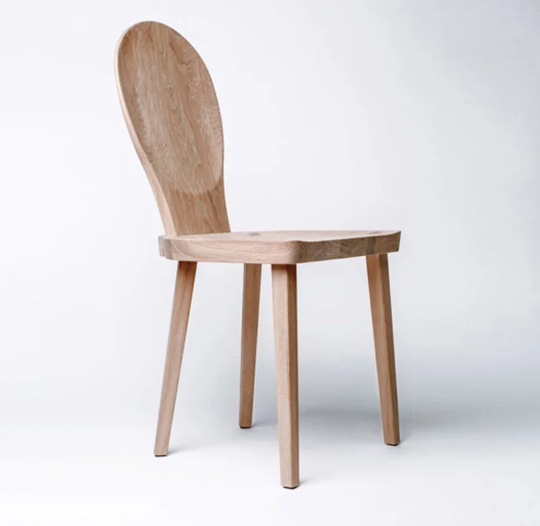 Tre Sekel Skedblad Chair